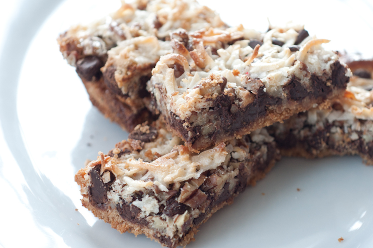 Coconut Bars - Foods of Our Lives