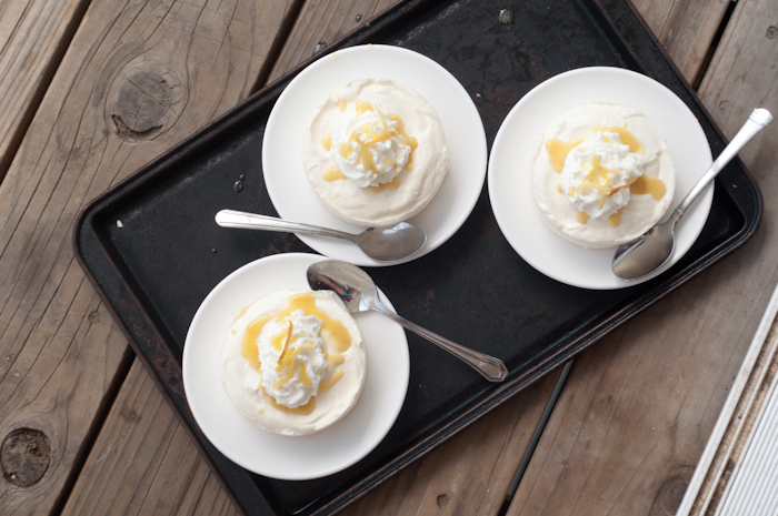 Frozen Lemon Mousse Recipe — Dishmaps