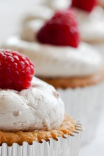 Raspberry White Chocolate Coconut Cupcakes-0019-2