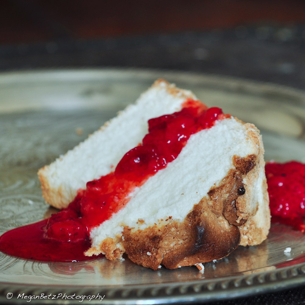 Angel Food Cake Recipe — Dishmaps